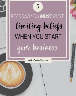 bust limiting beliefs
