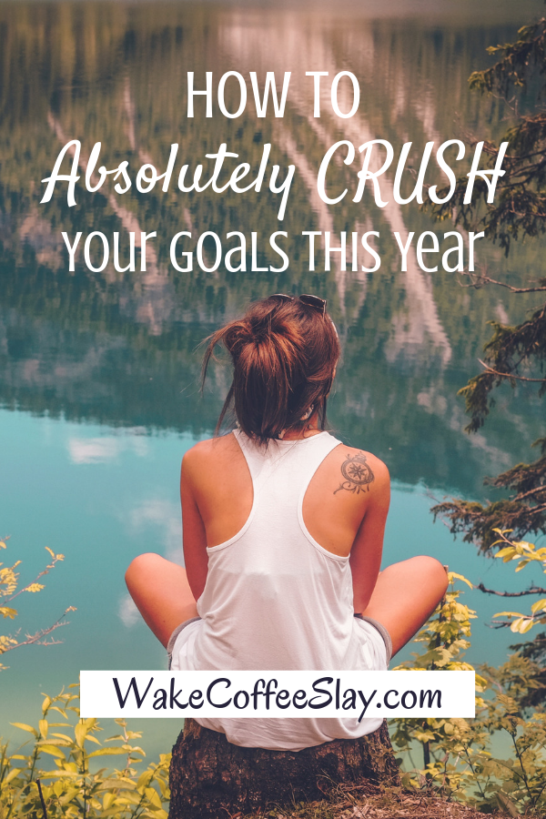 Wondering how to surmount even your most challenging goals? Learn how to crush your biggest dreams with this goal-slaying blueprint!
